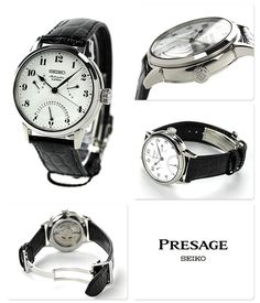Seiko Presage SARD007 images in different positions