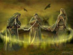 Loki, Thor, Vegvisir, Triple Goddess, History, Designs, Beautiful, Shirts, Norse Goddess
