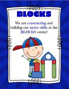 Pre-K Kinder Center Signs Preschool Center Signs, Preschool Centers, Preschool Songs, Preschool Learning, Learning Centers, Classroom Labels, Classroom Rules, Preschool Classroom, Classroom Activities