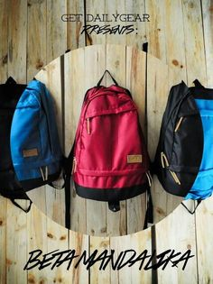 getdailygear series #indonesiabag #productindonesia