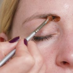 Tint Your Eyebrows at Home