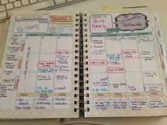 Ideas on using the Mormon Mom Planner - InTheLeafyTreetops.com