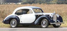 1948 Alvis TA14 Duncan Coupé