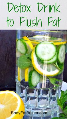 This drink can help you lose weight and detoxify your body.