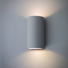 The Troika Plaster Double LED Wall Lamp is THE essential wall light to match your décor. Includes 2x 2W Warm LED and driver unit.Not only does the Troika Plaster Double LED Wall Lamp work wonderfully in almost any room in the house but it also comes in a natural plaster finish which can be painted the colour you desire to match an existing or new colour scheme. Providing a fantastic glow, the Troika Plaster Double LED Wall Lamp can be used to great effect in a row in the hallway to li...