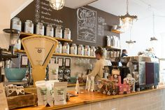 delicatessen & specialiteiten winkel Miss Morrison in Delft - foto 2
