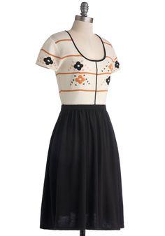 Everywhere You Look Dress   Mod Retro Vintage Dresses   ModCloth.com