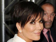 Caitlyn Jenner's ex-wife, Kris Jenner, finally addresses the Vanity Fair cover photo Pixie Hairstyles, Pixie Haircut, Cool Hairstyles, Haircut Short, Kris Jenner Hairstyles, Chris Jenner Haircut, Pelo Pixie, Hair Magazine, Cool Hair Color