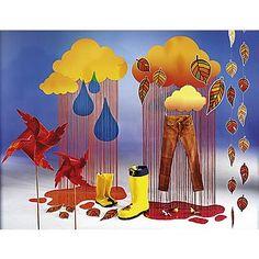 Deko Dekoidee Herbst Regen & Dekoration bei DekoWoerner
