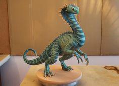 Vertigo Statue created for meee!