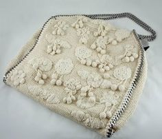 Crochetemoda: Bolsa de Crochet Stella McCartney