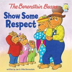 Bargain Kids e-Book: The Berenstain Bears Show Some Respect ~ 99 cents!