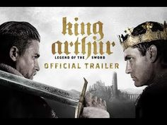 King Arthur: Legend of the Sword - Final Trailer [HD] - Charlie Hunnum stars in King Arthur: Legend of the Sword. Directed by Guy Richie. Also with Jude Law, Astrid Bergès-Frisbey, Djimon Hounsou, Aiden Gillen and Eric Bana. - In theaters May 12, 2017 | Warner Bros. Pictures