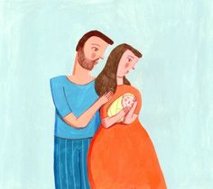 «Ты восхитительна!» Эмоциональное письмо молодого отца к матери их сына.
