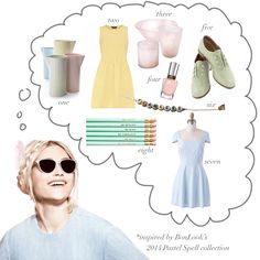 The Homesteady blog: Daydreaming of Perfect Pastels