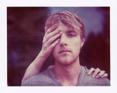 Parker Fitzgerald's dreamy polaroid por­traits