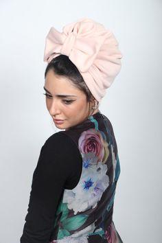 9e24363ec8770 on sale free shipping turban bow hat pink by RonaHandmadeTurbans Hair  Turban