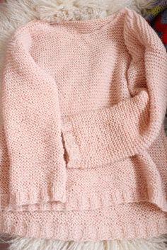 skappelgenser, dorthe sweater....momma sweater