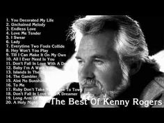 ▶ KENNY ROGERS: 20 Greatest Hits Of Kenny Rogers - YouTube