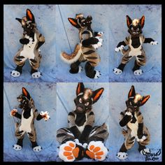 Feros Fullsuit - by Morefurless  The amount of expression in this suit is fantastic