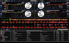 Serato DJ, Livetronica Studio, VirtualDJ 8, The One...