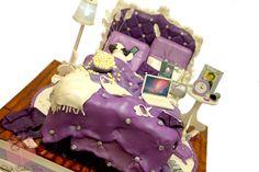Pink Cake Box Cake