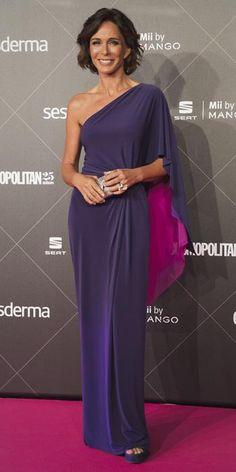 Lydia Bosch de Ulises Mérida en los Premios Cosmopolitan