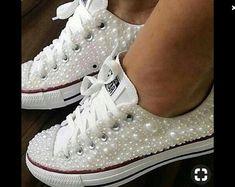 Pearl Converse | Etsy