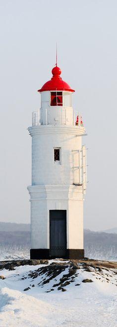 Vladivostok #Lighthouse - #Russia http://dennisharper.lnf.com/