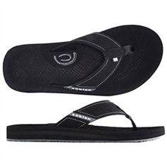 09d5f4373b98  Cobian  ApparelFootwear  Cobian  Black  Sandals  Men s Cobian Black ARV II