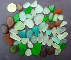 Beach Glass/Sea Glass of Hawaii's beaches by SeaGlassFromHawaii, $32.00 Listed 3/18. Pieces for jewelry! Click the photo to purchase!