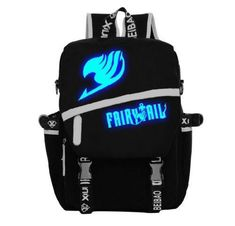 dac2519305d1 Anime Fairy Tail Light-up Backpack. Cheap backpack school bag ...