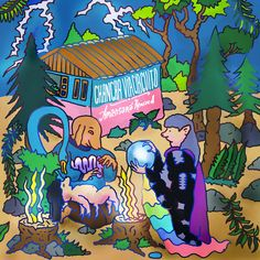 Jardines - Thornato Remix by Chancha Via Circuito Lido Pimienta