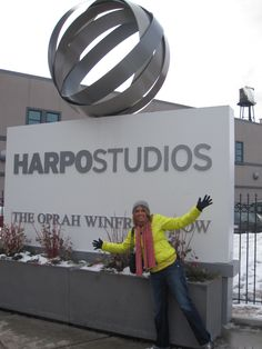 Going to the OPRAH Show January 2011