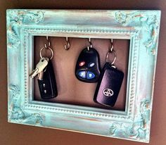 cute key holder idea