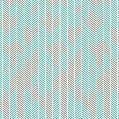 "1 Yard, ""Darts""  in Turquoise, Pat Bravo, Minimalista, Art Gallery Fabrics, Quilting Cotton on Etsy, $9.00"