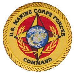Marine Forces Atlantic U.S. Marine Corps Forces, Command