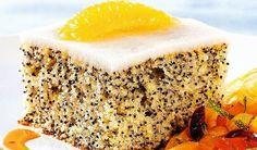 rs - Kolač sa makom, sočan i fantastičan! Limoncello, Tortellini, Kefir, Cornbread, Sweet Recipes, Tiramisu, Panna Cotta, Cheesecake, Food And Drink