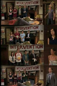 How to be a Heartbreaker- Marina and the Diamonds How I Met Your Mother, Ted And Robin, Barney And Robin, Series Movies, Tv Series, Himym Memes, Funny Memes, Series Quotes, Thats 70 Show