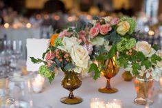Wedding Day | Saratoga National Reception | Table Centerpieces | Love © Matt Ramos Photography