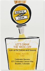 It's 5 o'clock somewhere! Send happy hour #invitations from Evite Postmark: www.postmark.com/happy-hour
