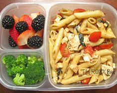 Jazz up your midday routine with these perfectly portioned meals. #healthy #bentobox #lunch https://greatist.com/health/healthy-bento-box-ideas