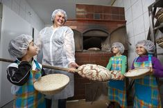 One of the most typical delicacies of Koroska is rye bread. It is made in a brick oven, based on the traditional unwritten recipe, and keeps its amazing taste even after a few days. It's a culinary delight that you have to try! Rye Bread, Cultural Experience, Brick, Oven, Traditional, Recipe, Amazing, Ovens, Food Recipes