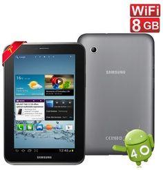 Compre agora Tablet Samsung Galaxy Tab 2 P3110 8GB Display 7