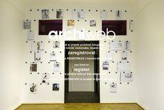 archiweb.cz - Studio Reaktor Photo Wall, Studio, Building, Frame, Home Decor, Picture Frame, Photograph, Decoration Home, Room Decor