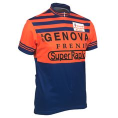 Super Rapid Cycling Jersey- FREE Shipping on great cycling jerseys at cyclegarb.com Men's Cycling, Cycling Jerseys, Retro Men, Roller Skating, Jersey Shirt, Bicycle, Free Shipping, How To Wear, Shirts