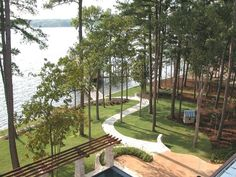Dream Home Landscape | The Dream Home 2005 landscape includes, among other things, a workout ...