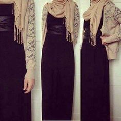 An example of being elegant and stylish in your #hijab! #Fashion