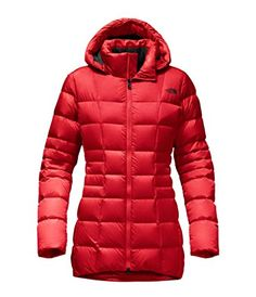 The North Face Women's Transit Jacket II - TNF Red - S #fallfashion * More info could be found at the sponsored image url.