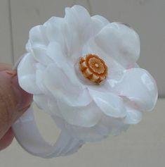 """Recycling plastic bottles: Ring """"Flower"""" from pl. bottles ~ Craft , handmade blog"""